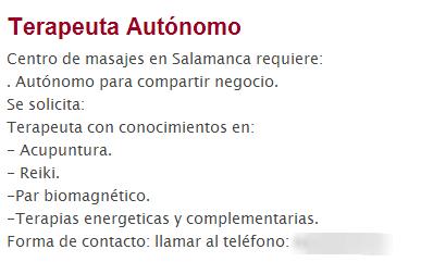 Bolet�n de Empleo de SALAMANCA 2