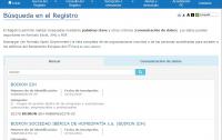 Registro de grupos de interés   Búsqueda en el Registro Boiron