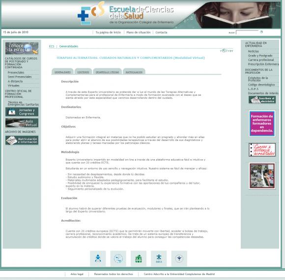 La Organización Colegial de Enfermería y las pseudoterapias