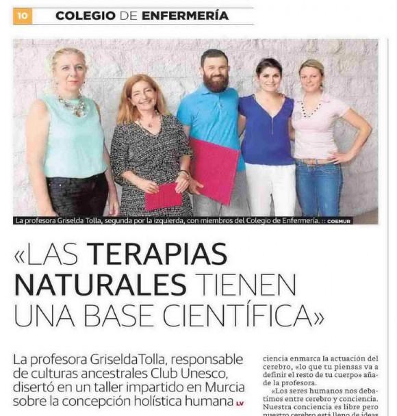 """La """"ciencia"""" de las terapias naturales"""