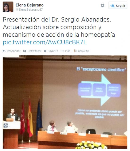 La Universidad Francisco de Vitoria acoge el Congreso Nacional de Homeopatía