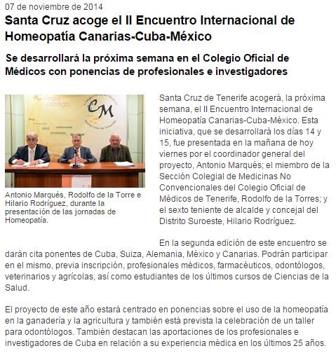 Sitio web del Ayuntamiento de Santa Cruz de Tenerife   Noticia