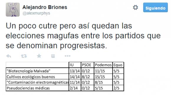 Alejandro Briones en Twitter   Un poco cutre