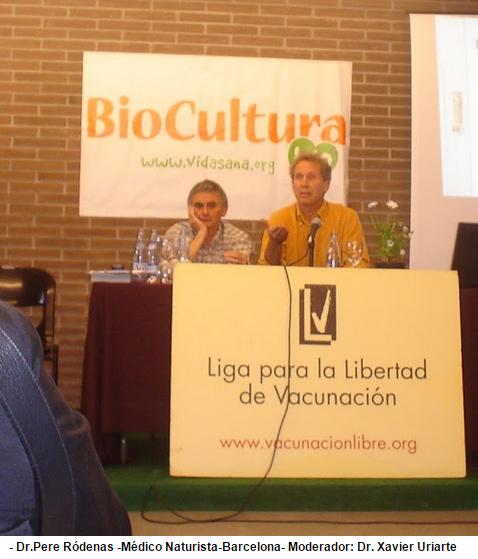 Biocultura   La Liga Para la Libertad de Vacunación  9 de Mayo de 2009