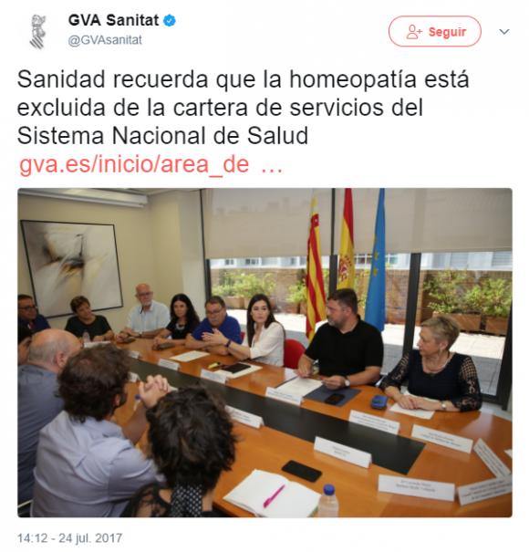 Normativas homeopáticas (I)